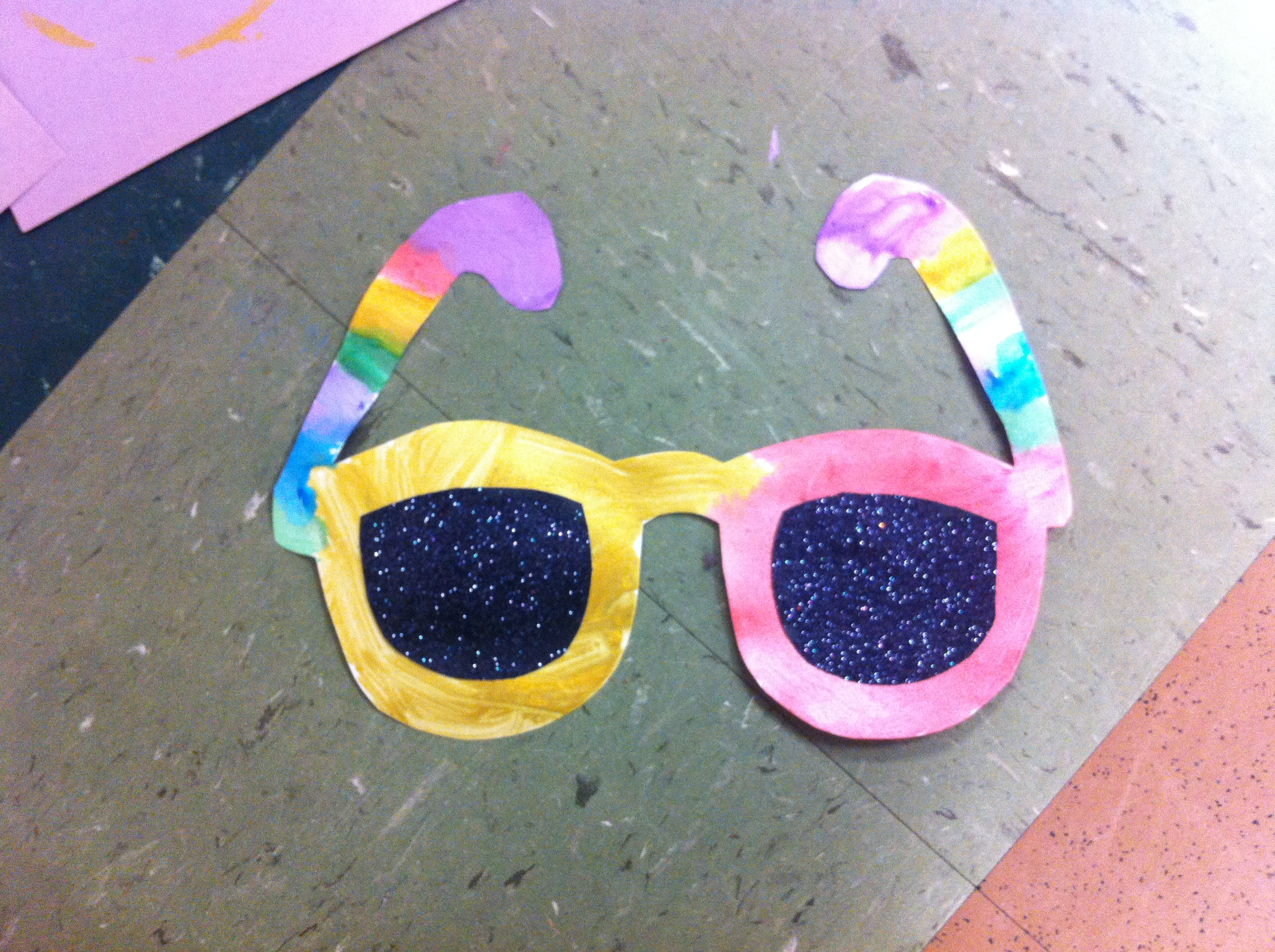Sophie's Glasses: Part Two