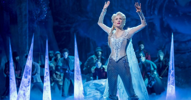 Frozen On Broadway: Reliving A Trauma